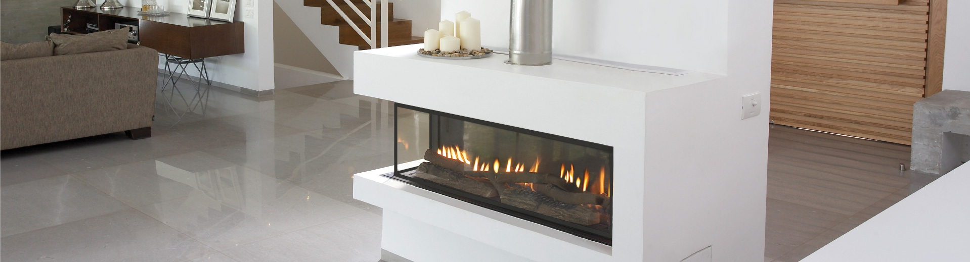 Modern Fireplace Designs by Lyric