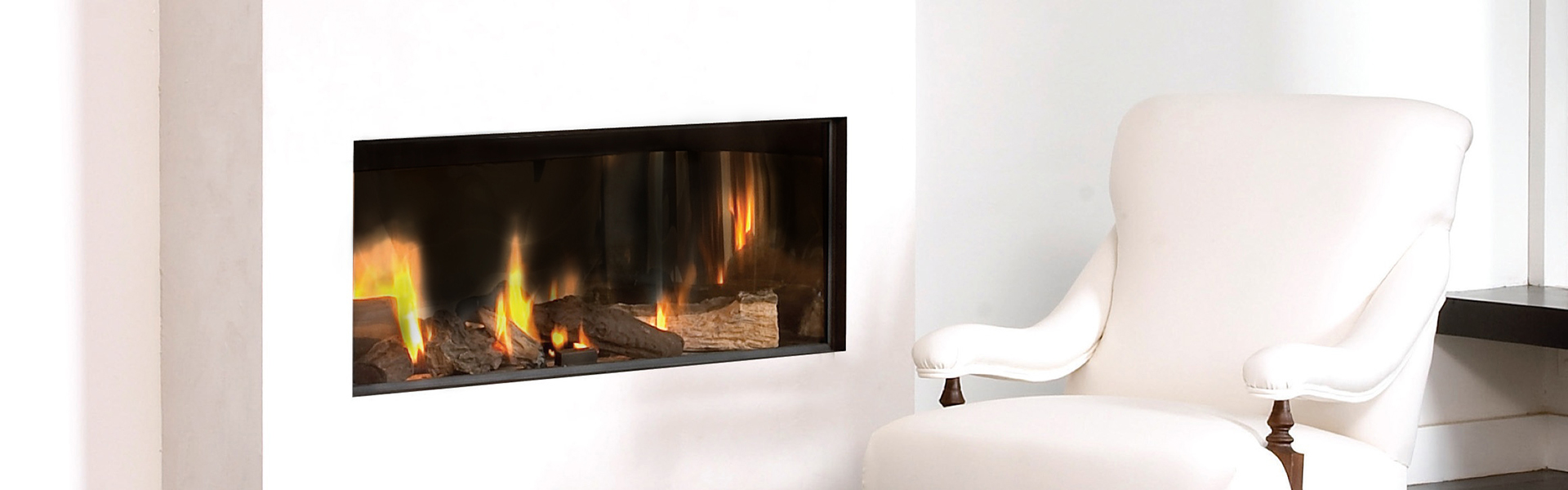 FRONT FACING 90H FIREPLACE
