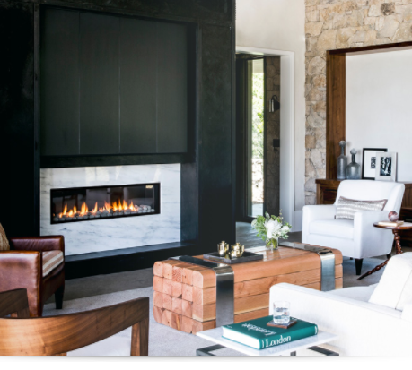 Lyric fireplace advantages