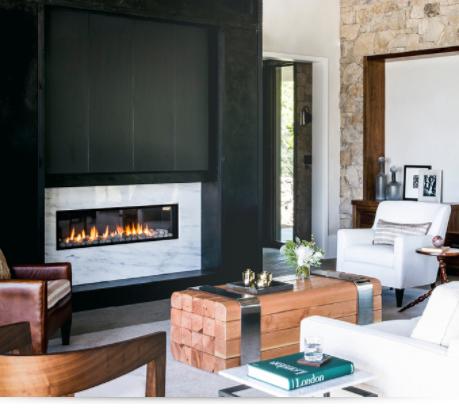 Lyric fireplace advantages